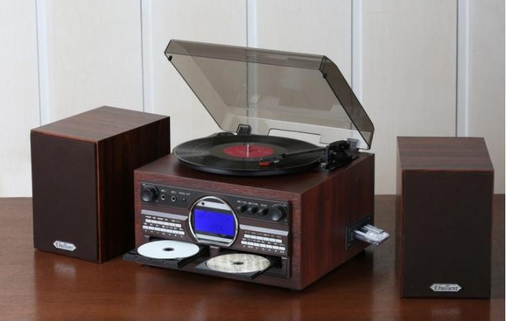 DVDカラオケ録音機能付多機能プレーヤー/TS-6153